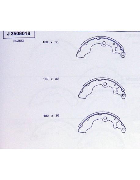 MACHOIRE DE FREIN SUZUKI 410 413
